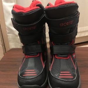Sporto Snow Boots